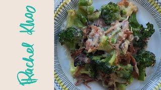 Rachel Khoo's Broccoli And Ham Hock Bake