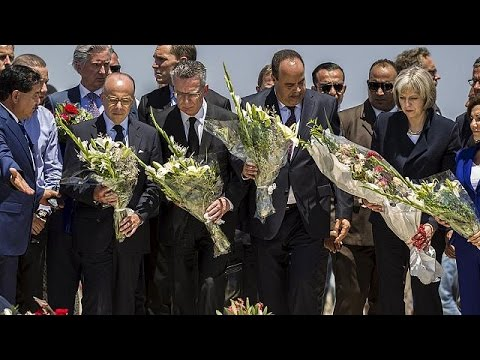 Three European interior ministers visit Tunisia to stand together against terrorism