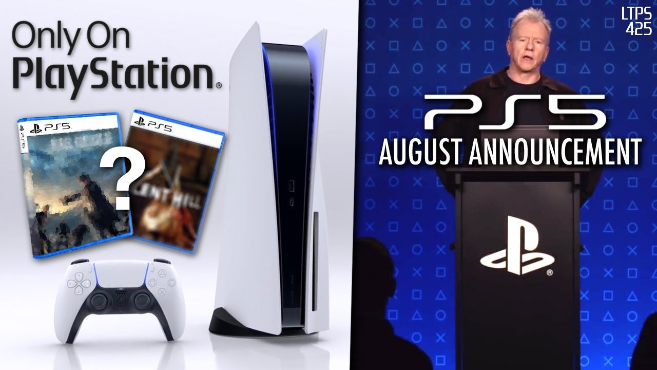 PS5 Major Third Party Exclusives Rumor. | PS5 Event This Month Says Source At Sony. - [LTPS #425]