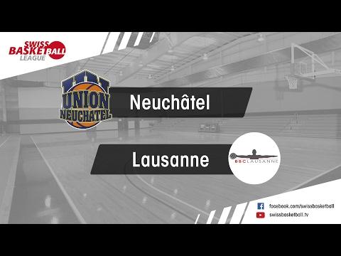 AM_D16: Neuchâtel vs Lausanne