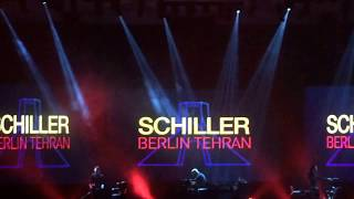 Schiller - Berlin Tehran World Premiere March 2018