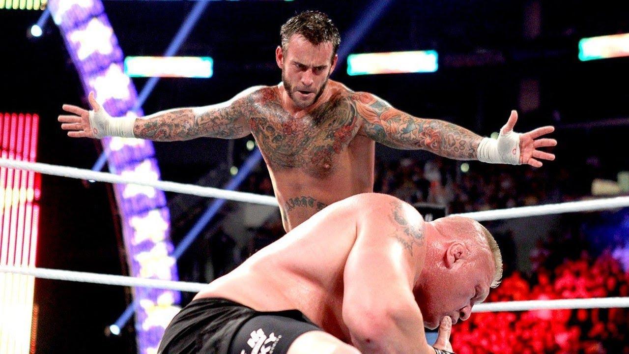 CM Punk Reveals Best WWE Summerslam Match; Praises Renee Young 1