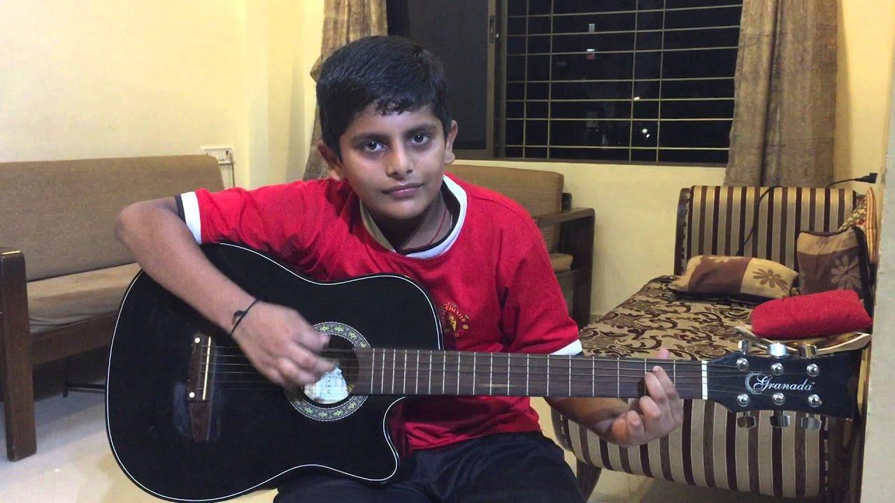 Pani Da Rang - Guitar By Anay - YouTube
