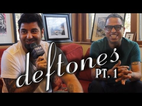 "DEFTONES Interview- New Album ""Koi No Yokan"" (Part 1 of 2) Mp3"