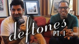 "DEFTONES Interview- New Album ""Koi No Yokan"" (Part 1 of 2)"