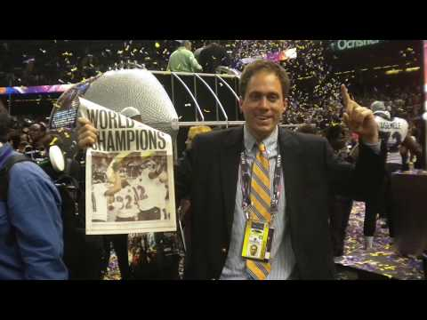 Mr. Hallman's NFL Draft Memories With Ed Healy '08