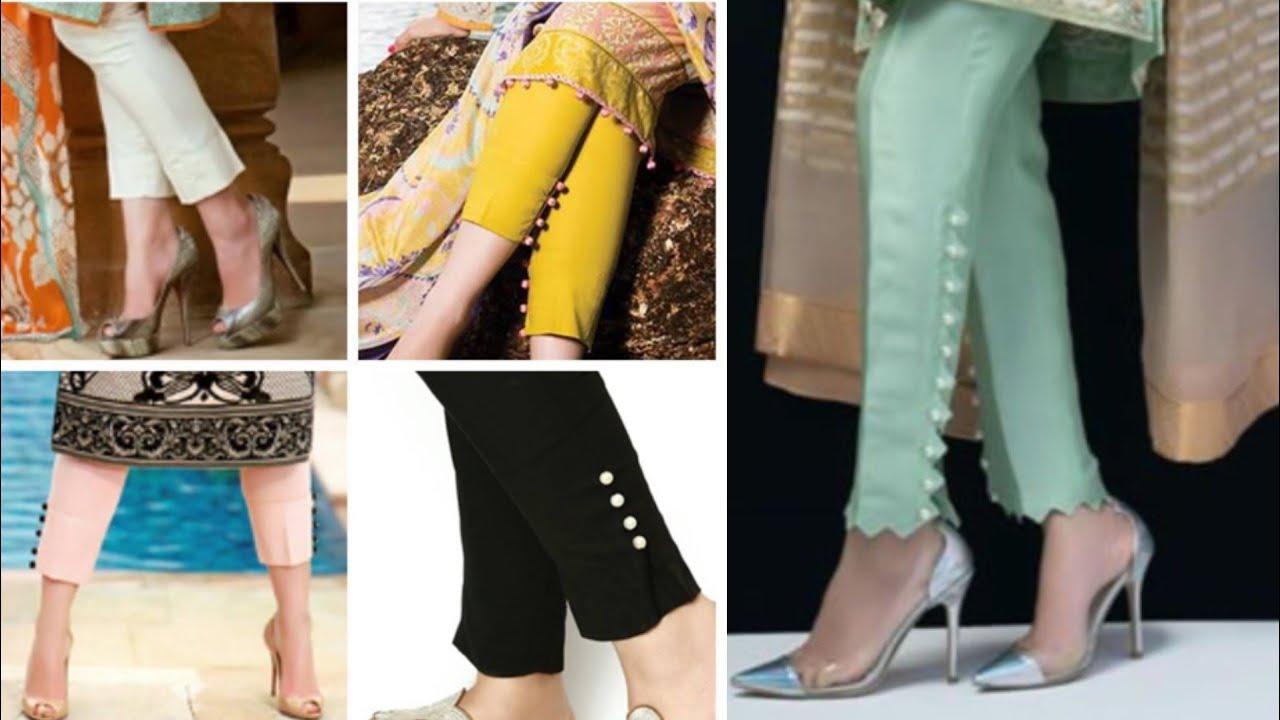 913dd6498904 new style pants bottom design ideas kurta pants design ideas ...