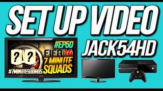 SET UP VIDEO - XBOX ONE, CUSTOM PC AND MORE!