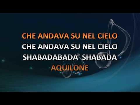 Alunni Del Sole - L'Aquilone (Video karaoke)