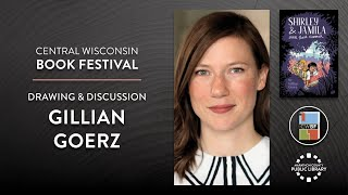 video thumbnail: Drawing and Discussion with Gillian Goerz