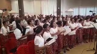 "Lagu ""Kupang"" tercetar oleh Poltekkes Kemenkes Kupang"