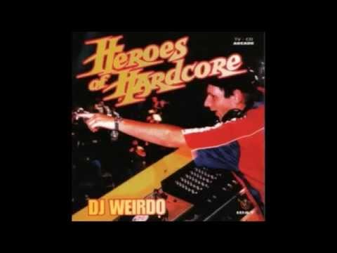 Heroes of Hardcore - DJ Weirdo  1996