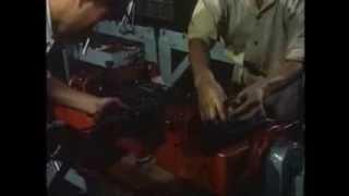 「鋳物の技術ーキュポラ鎔解ー」東京シネマ1954年製作