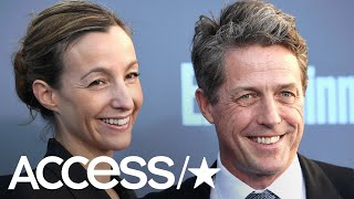 Hugh Grant Is A Married Man For The First Time At 57 | Access