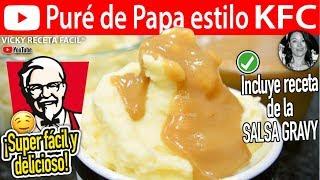 Baixar Cómo hacer PURE DE PAPA Estilo KFC Vicky Receta Facil