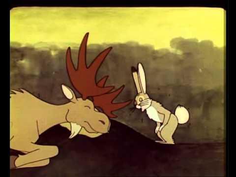Услужливый заяц мультфильм