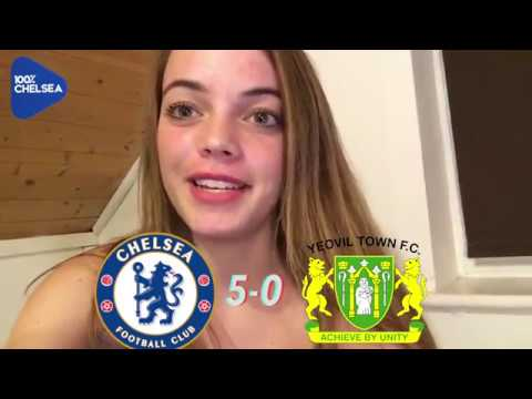 MATCH REVIEW // 3 POINTS AND A CLEAN SHEET // CHELSEA WOMEN 5-0 YEOVIL TOWN