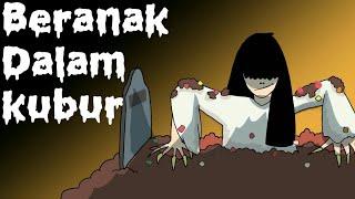 Kartun Lucu Beranak Dalam Kubur Kartun Hantu Animasi Indonesia