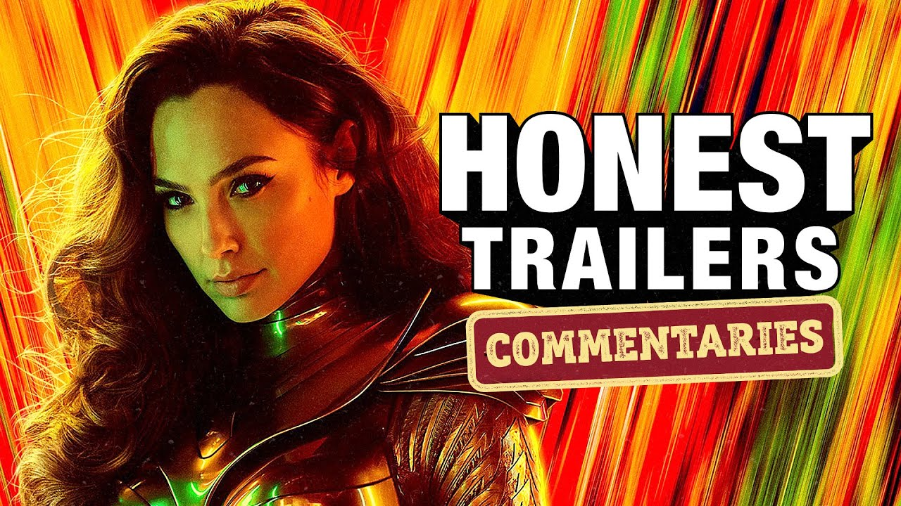 Download Honest Trailers Commentary | Wonder Woman 1984