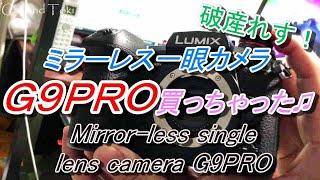Бездзеркальний цифровий фотоапарат зі змінним об'єктивом G9PRO камери коментарі для Panasonic постійного струму-G9L дзеркало менше один-об'єктив камери