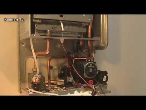 Как снять теплообменник в котле иммергаз теплообменник на бакси луна 3 цена