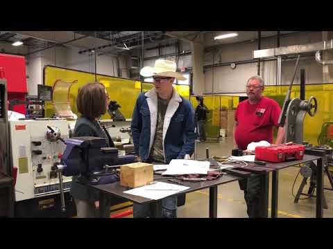 Governor Kate Brown Tours CTEC