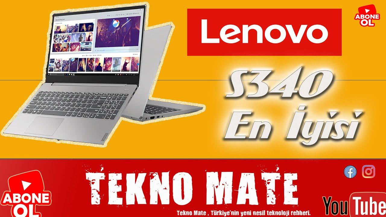 3500tl En Iyi 14inc Laptop Lenovo Ideapad S340