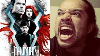 REVIEW AKA RANT Marvel's Inhumans IMAX Experience