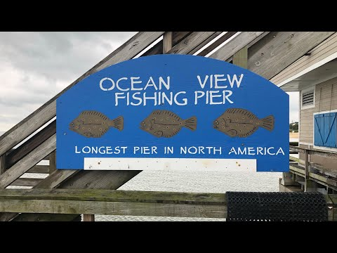 Ocean View Fishing Pier (Va 2019)
