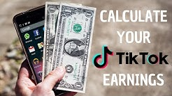 TikTok  - Calculate how much Money your Influencer Account could be Earning - Marketing Hub