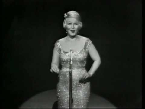 Peggy Lee - I've got the world on a string