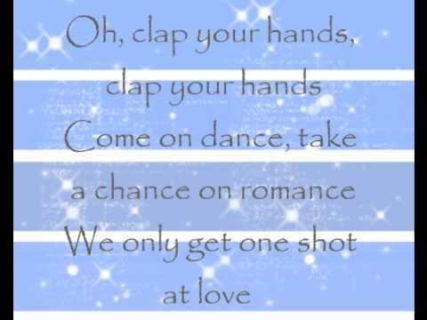 Sia Clap Your Hands Lyrics