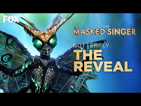 The Butterfly Is Revealed As Michelle Williams   Season 2 Ep. 9   THE MASKED SINGER