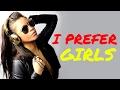 BI-SEXUAL GIRL ON WHY SHE PREFERS WOMEN TO MEN | Izzy Trixx | Gyal Dem
