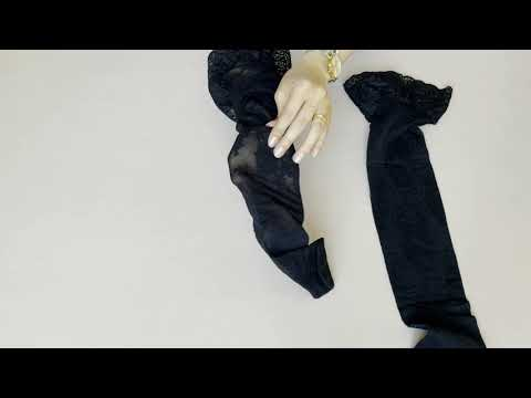 Prezentare ciorapi cu banda adeziva Fiore Francine 30 den