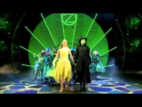 Wicked the Musical Show Trailer