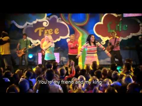 God You Make Me Smile - Super Strong God (Hillsong Kids) - With Subtitles/Lyrics - HD Version