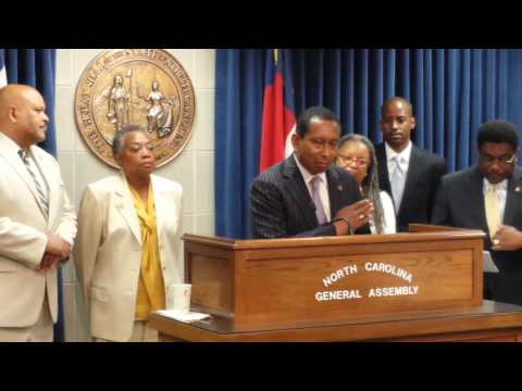 Sen. Floyd McKissick, Senate Distrct 20