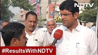 "Haryana Election Results - Dushyant Chautala To NDTV: ""The Key To Haryana Assembly Is With JJP"""