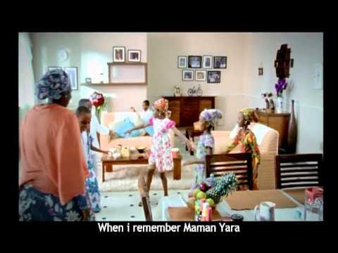 Hausa commercial for indomie sanjo ogunseye