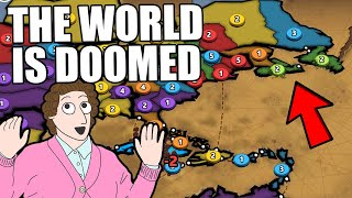 What If North America Had An ACTUAL ZOMBIE OUTBREAK - Risk Global Domination