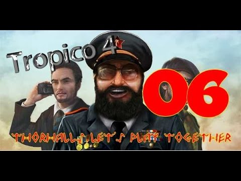 TROPICO4 #06 - Benito Export - Import [Full HD, German]