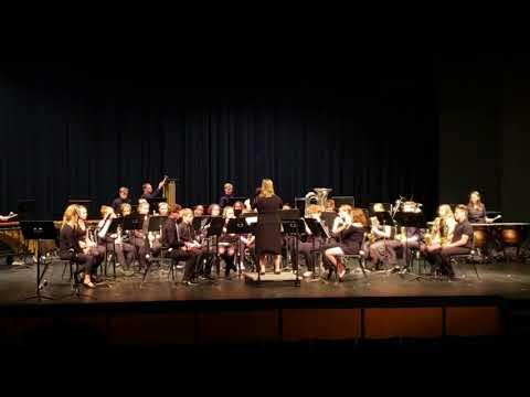 Cudahy High School Band Spring Concert 05.17.18