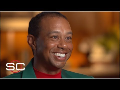 DJ MoonDawg - Tiger Woods Speaks on His Epic Masters Win