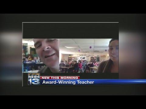 Albuquerque Teacher Gets National Recognition For Innovative Classroom Methods