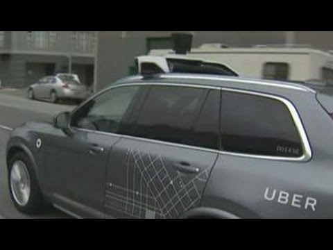 Uber's self-driving cars to be tested in Arizona