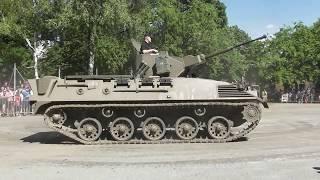 Kampfschützenpanzer 90 (KSPz 90 Rarden) - Prototyp 1985
