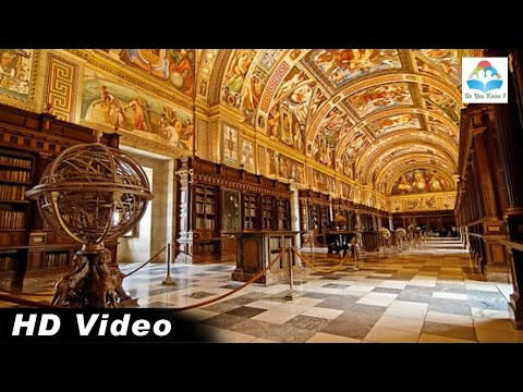 DYK ||10 Best beautiful libraries in the world| Created By Sk Raju