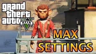 ★ GTA 5 PC - MAX SETTINGS - 1080p - Nvidia GTX 970 & i7 4790K (GTA V PC Ultra Graphics)