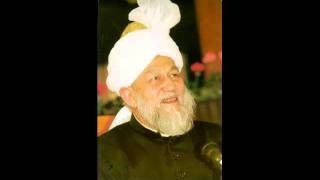 What foreign aid programs is the Ahmadiyya community considering as to how foreign Ahmadi...